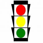 Распечатка - светофор