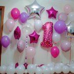 Украшения на день рождения