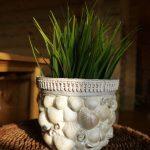 Термоклей для цветочного горшочка