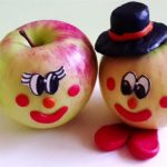 Яблоки для поделки