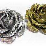 Цветы из роз