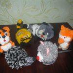 Примеры игрушек своими руками