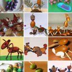 Примеры поделок для детей