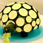 Черепаха из капусты своими руками