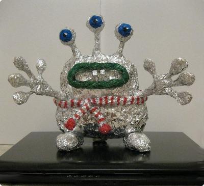 9. Инопланетянин