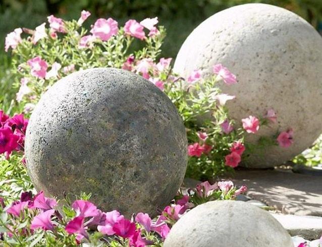 Цементные шары