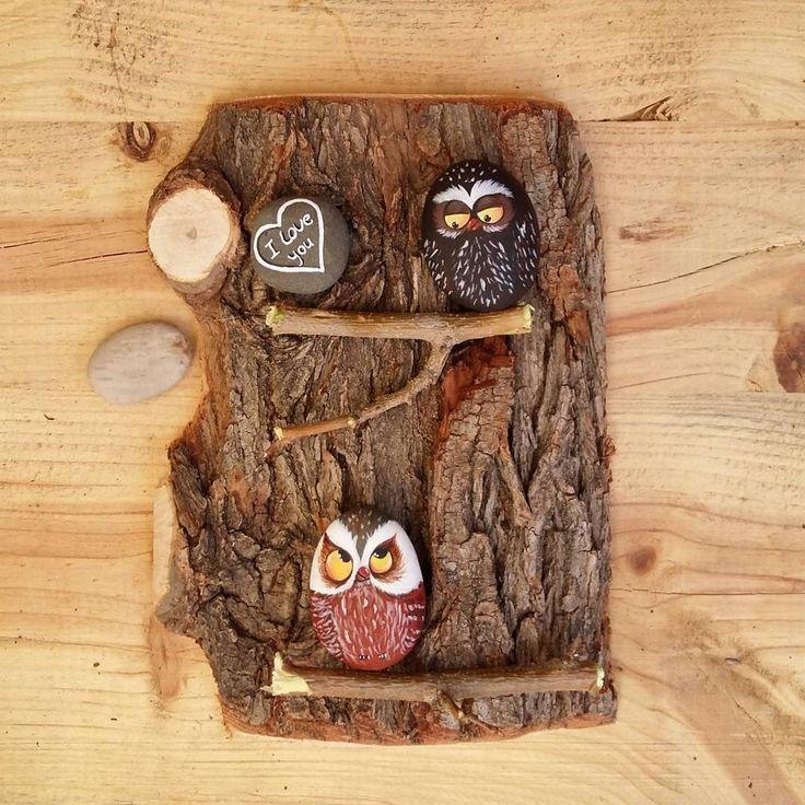 Как сделать подставку из спила дерева