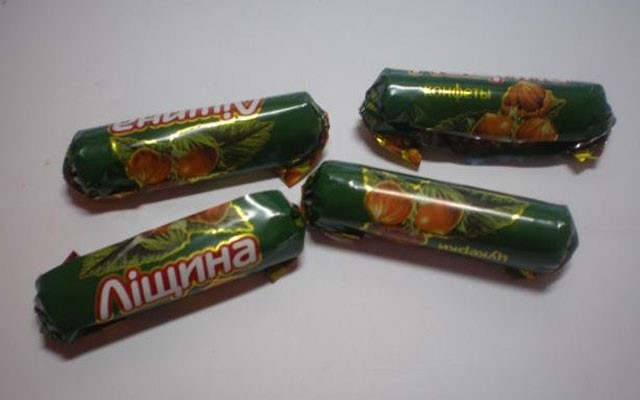 поделки из конфет своими руками