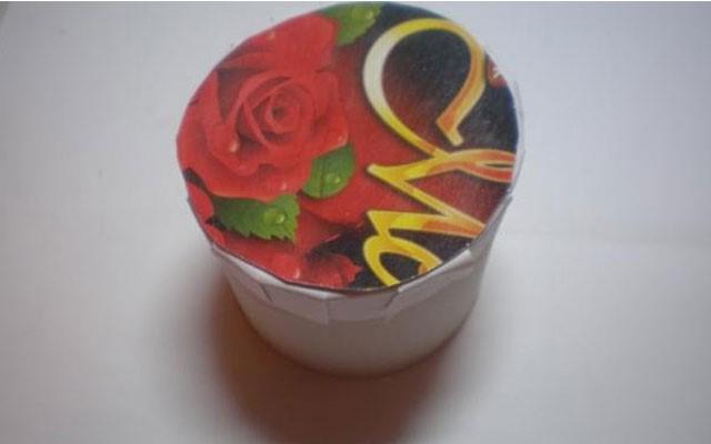 конфетные поделки