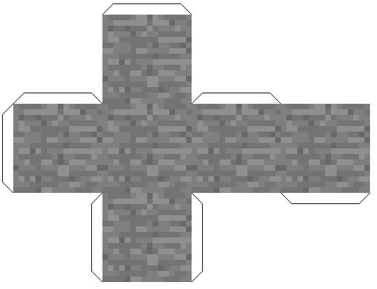 блоки Minecraft своими руками