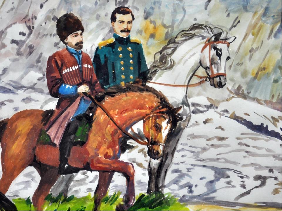 Смотреть картинки кавказский пленник