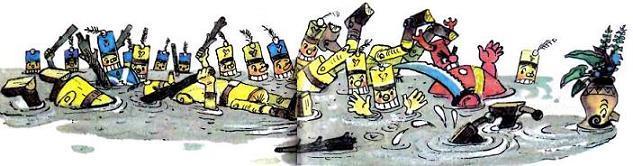 урфин джюс и его деревянные солдаты читать полная книга