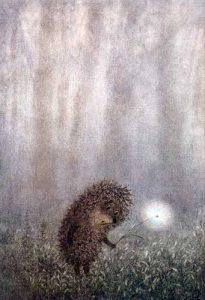 ежик в тумане читать онлайн