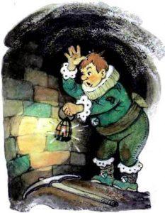 семь подземных королей читать онлайн с иллюстрациями