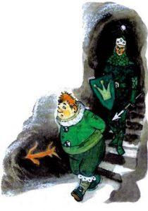 7 подземных королей читать