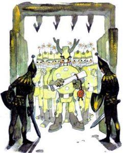 семь подземных королей картинки