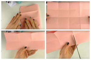 как сделать из бумаги блокнот
