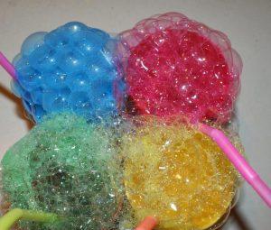 как правильно сделать мыльные пузыри