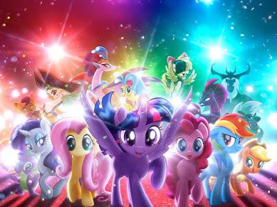 Песни из мультсериала «Май литл пони»