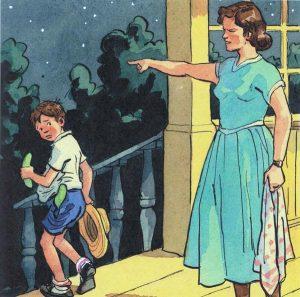 огурец рассказ детям
