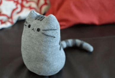 сквиш котик