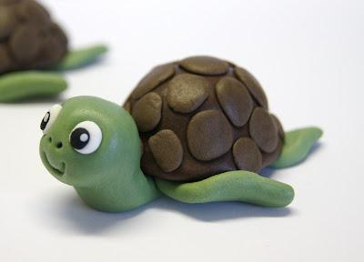 черепахи своими руками фото