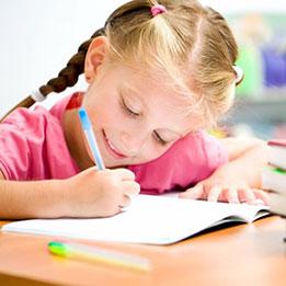 Как научить ребенка писать