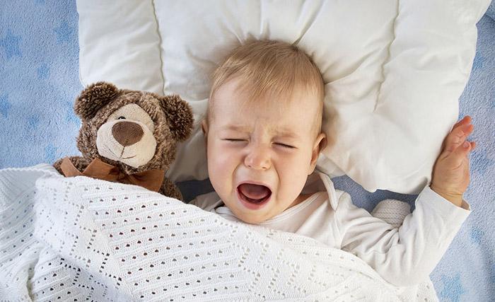 как уложить спать ночью