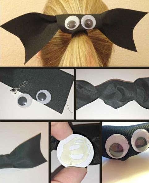 как сделать оригами летучую мышь