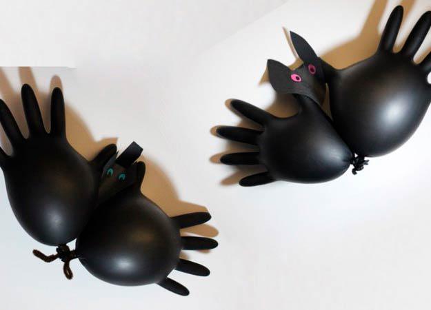 летучая мышь сделать своими руками