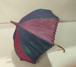 как сделать зонтик