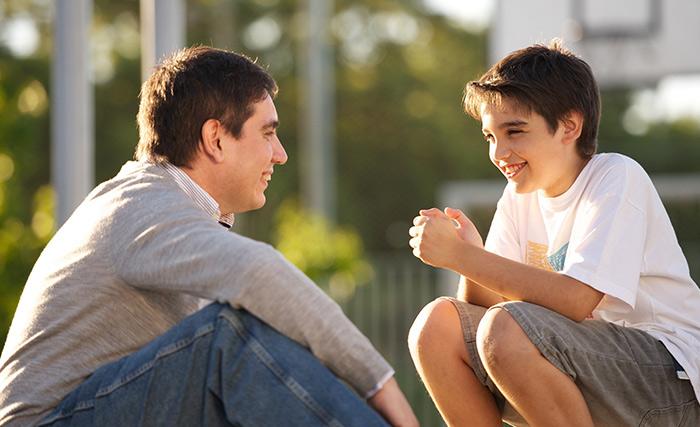 как объяснить ребенку как появляются дети