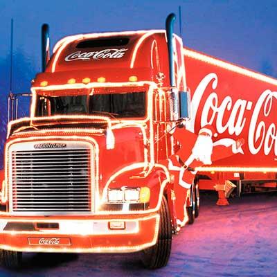 Праздник к нам приходит (Coca Cola)