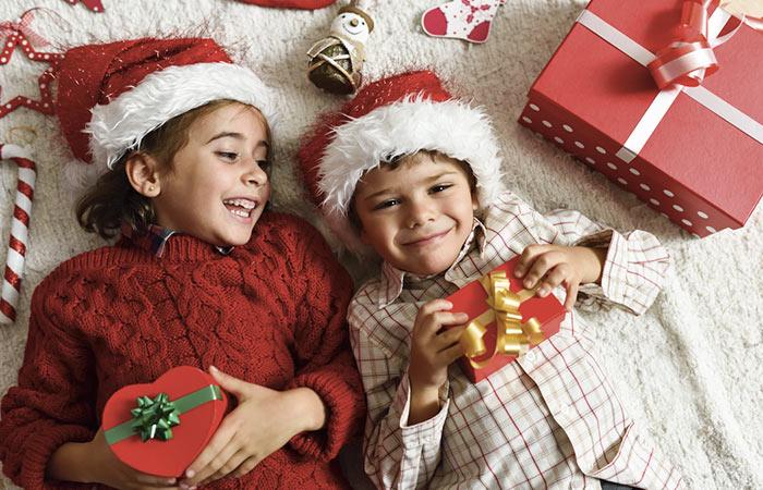 что дарить детям на новый год