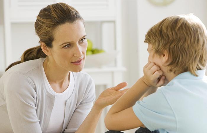 виды наказания ребенка