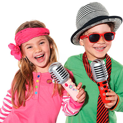 Детские песни караоке