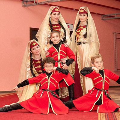 Стихи про Дагестан для детей