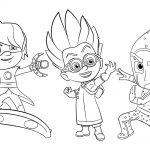 Раскраски из мультфильмов