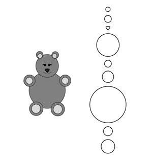 сделать медведя своими руками