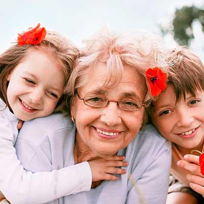 Песни про бабушку