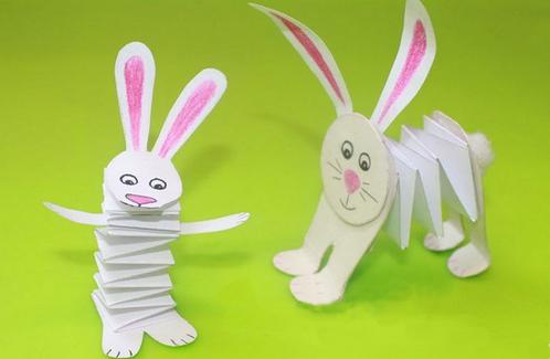 сделать зайца своими руками