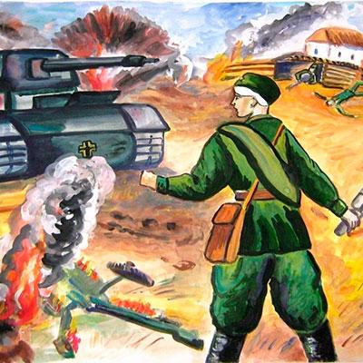 Военные песни для детей