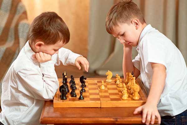 Спортивная викторина про шахматы