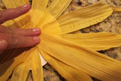 поделки из кукурузы своими руками