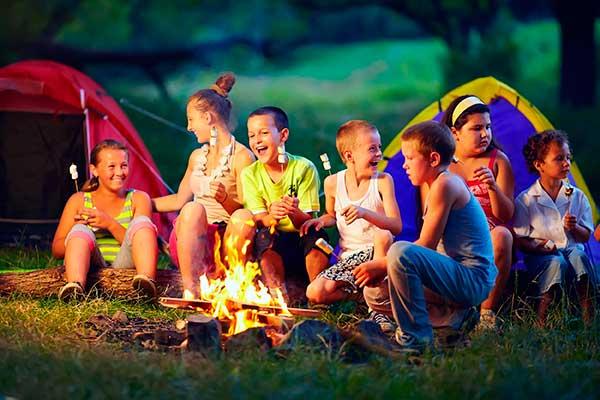 Загадки про летний лагерь