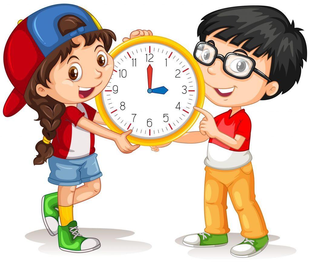 загадка про часы