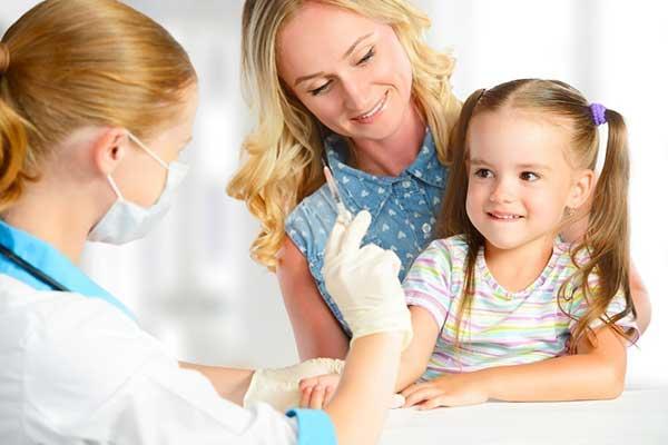 Стихи про вакцинацию для детей