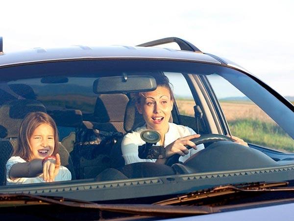дети со скольки лет могут ездить на переднем сиденье