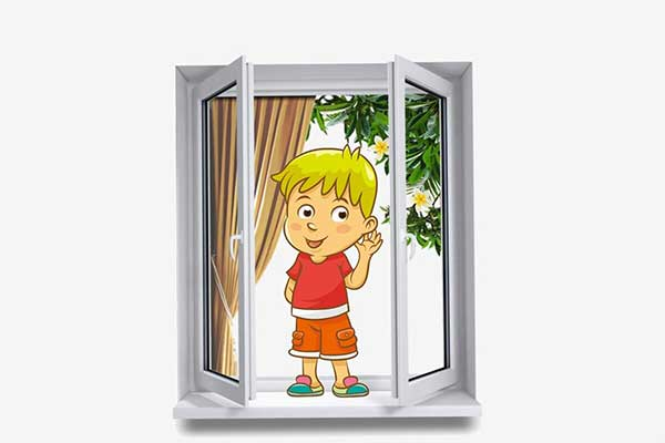 загадка про окно для детей