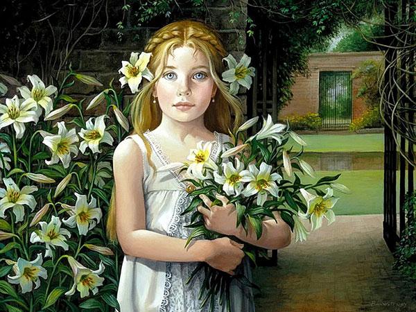 красивые стихи про лилии